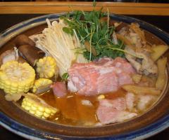 松阪蕈菇煮