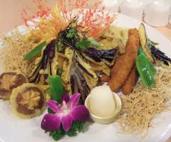 素食野菜天婦羅