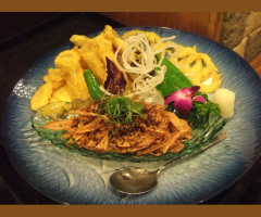 素食野菜牛蒡揚(事先預訂)