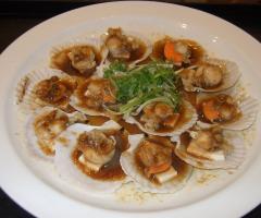蒜泥扇貝(事先預訂)