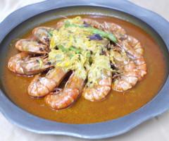 南洋咖哩蝦