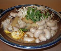 雞腰蕈菇煮