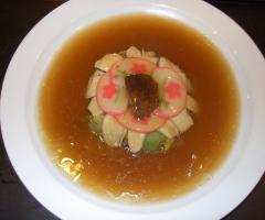鮑魚西生菜(事先預訂)
