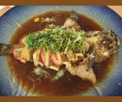 麒麟石斑魚(事先預訂)