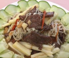 檳榔花牛肉(季節限定)