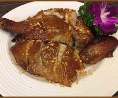 脆皮雞(事先預訂)