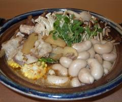 雞腰蕈菇煮(事先預訂)