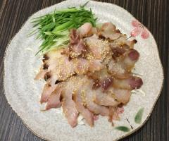 香烤鹹豬肉(事先預訂)