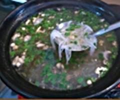 鮮蚵米粉湯