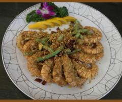 黃金海肥蝦