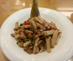 乾煸綠竹筍(季節限定)