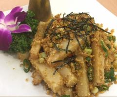 金沙綠竹筍(季節限定)