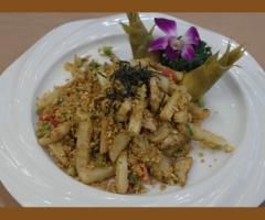 鹹蛋綠竹筍(季節限定)