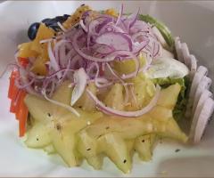 果物和風沙拉