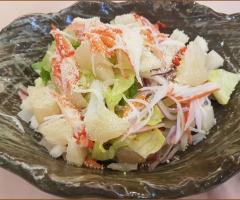 鮮柚凱薩沙拉(季節限定)