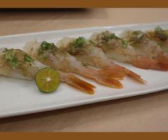鮮蝦握壽司